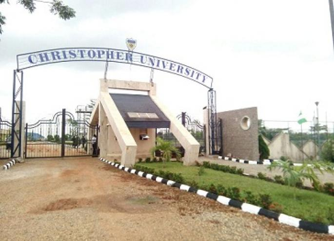 Image result for Christopher University